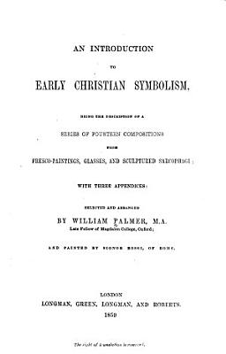 An Introduction to Early Christian Symbolism PDF