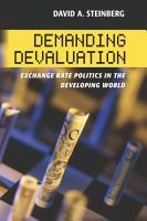 Demanding Devaluation PDF