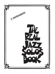 The Real Jazz Solos Book