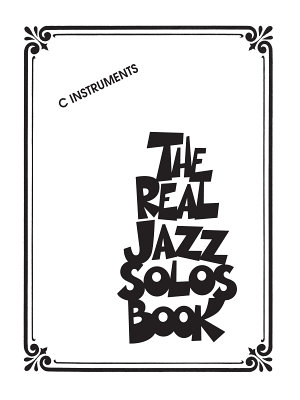 The Real Jazz Solos Book PDF