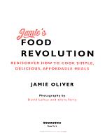 Jamie s Food Revolution PDF