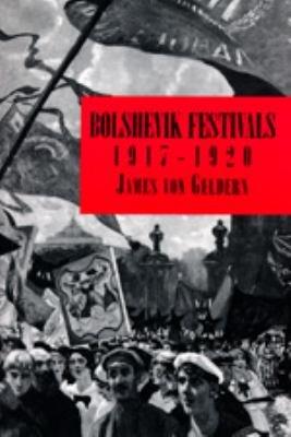 Bolshevik Festivals  1917 1920 PDF