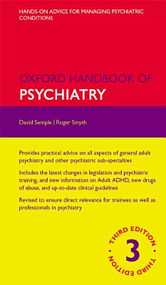Oxford Handbook of Psychiatry PDF