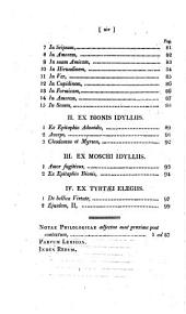 Analecta Graeca Minora: Ad Usum Tironum Accomodata, Cum Notis Philologicis