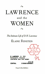 Lawrence And The Women Book PDF