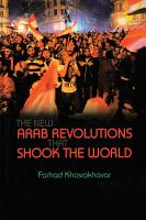 New Arab Revolutions That Shook the World PDF