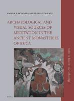 Archaeological and Visual Sources of Meditation in the Ancient Monasteries of Ku  a PDF