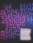 Adult Mazes Puzzle Book