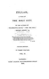 Zillah: A Tale of the Holy City, Volume 2