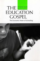 The Education Gospel