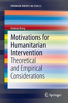 Motivations for Humanitarian intervention PDF
