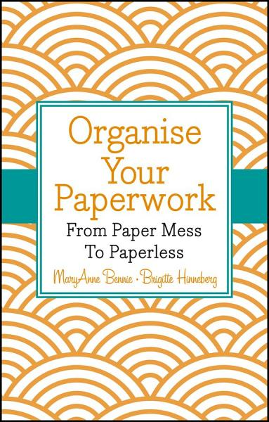 Organise Your Paperwork PDF