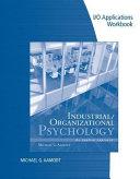 Industrial Organizational Applications Workbook PDF