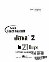 Sams Teach Yourself Java 2 in 21 Days PDF