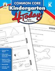Common Core Kindergarten 4 Today Book PDF
