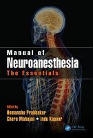 Manual of Neuroanesthesia PDF