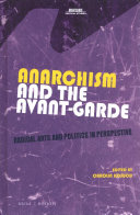 Anarchism and the Avant Garde PDF