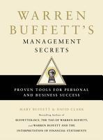 Warren Buffett s Management Secrets PDF