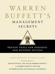 Warren Buffett S Management Secrets Book PDF