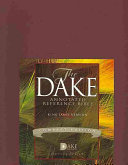 Dake s Annotated Reference Bible   The Holy Bible PDF