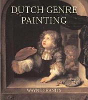Dutch Seventeenth century Genre Painting PDF