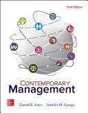 Contemporary Management PDF
