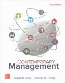 Contemporary Management Book