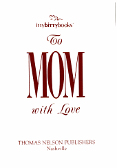 To Mom  with Love PDF