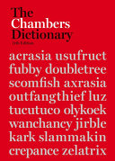 The Chambers Dictionary PDF