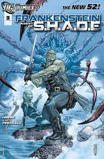 Frankenstein, Agent of SHADE (2012-) #3