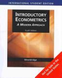 Introductory Econometrics PDF