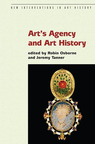 Art s Agency and Art History PDF