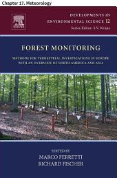 Forest Monitoring: Chapter 17. Meteorology