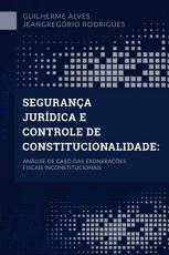 SEGURAN  A JUR  DICA E CONTROLE DE CONSTITUCIONALIDADE PDF