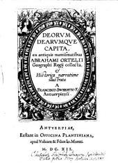 Deorum Dearumque Capita