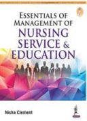 Essentials of Management of Nursing Services and Education PDF