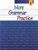 More Grammar Practice PDF