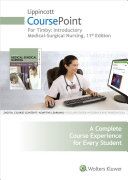 Introductory Medical Surgical Nursing Lippincott CoursePoint PDF