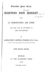 Selections from Berkeley: With an Introduction and Notes