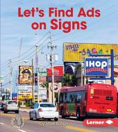 Let's Find Ads on Signs