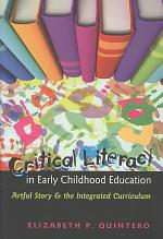 Critical Literacy in Early Childhood Education