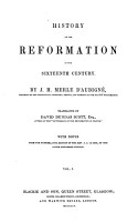 History of the Reformation in the Sixteenth Century PDF