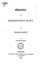 Characters of Shakespear's Plays