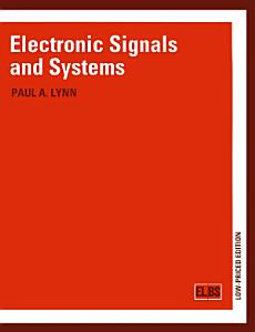 Electronic Signals and Systems PDF