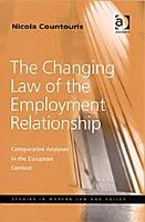 The Changing Law of the Employment Relationship PDF