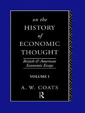 On the History of Economic Thought
