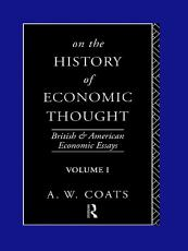 On the History of Economic Thought PDF