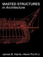 Masted Structures in Architecture PDF