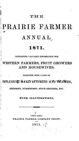 The Prairie Farmer Annual PDF