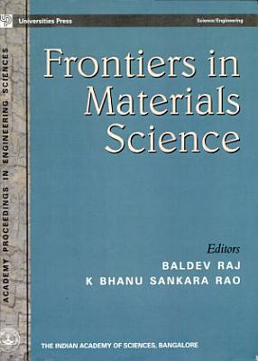 Frontiers in Materials Science
